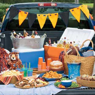 Tailgate Time!