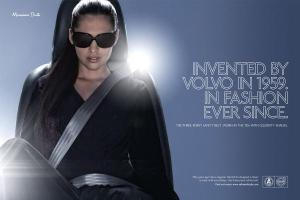 Volvo invented safety. This ad says so.